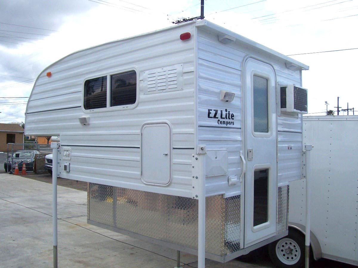 Contact Ez Lite Popup Truck Campers