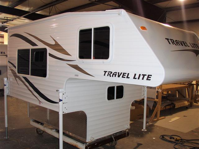 Travel Lite 700 truck campers